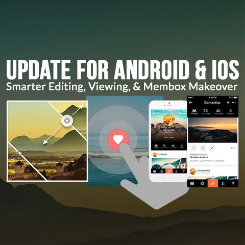 Android & iOS Update