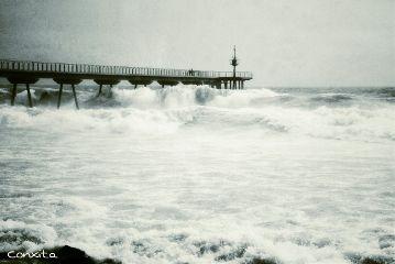 beach badalona photography