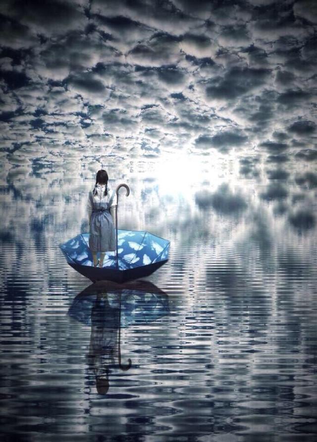 #myumbrella #createdoniphone #selfportait #umbrella #dailytag