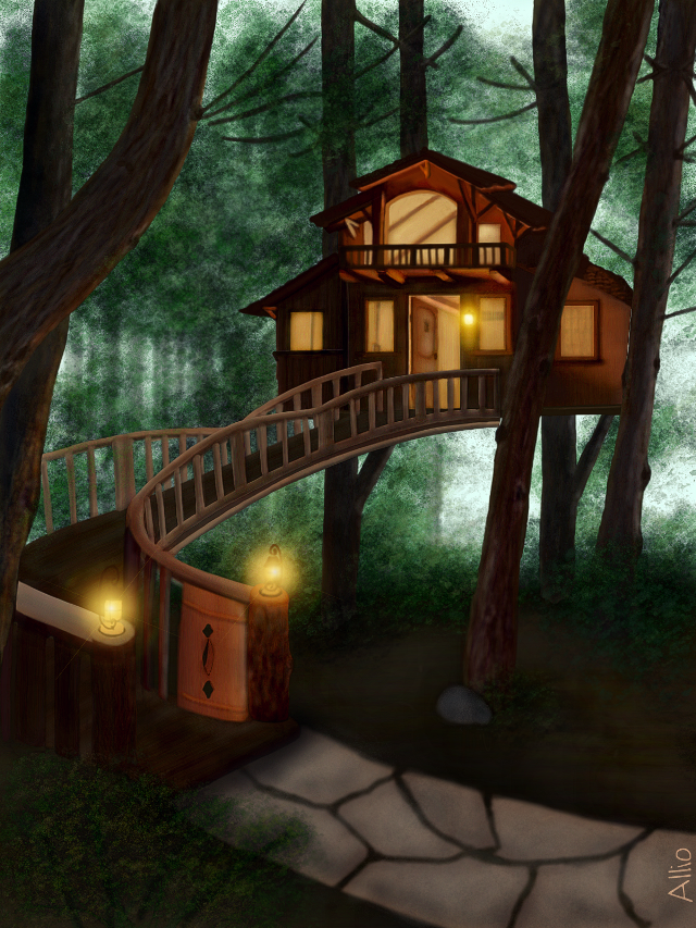 treehouse drawing contest winner