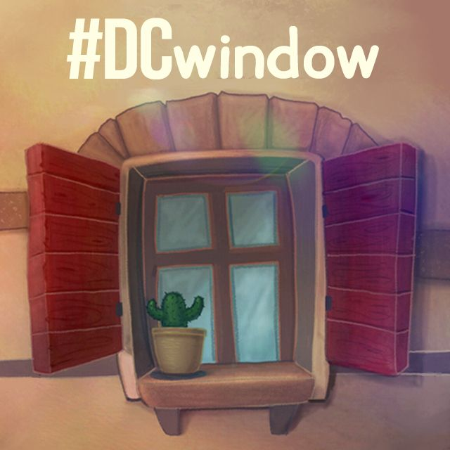 draw a window with PicsArt