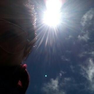 #sunshine #topofmountain #kawahijen #banyuwangi #eastjava #june2015