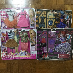 barbie lifeinthedreamhouse monsterhigh fashion