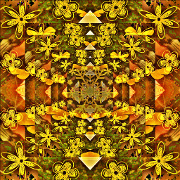 bright abstract squarefit squarecrop artisticflower
