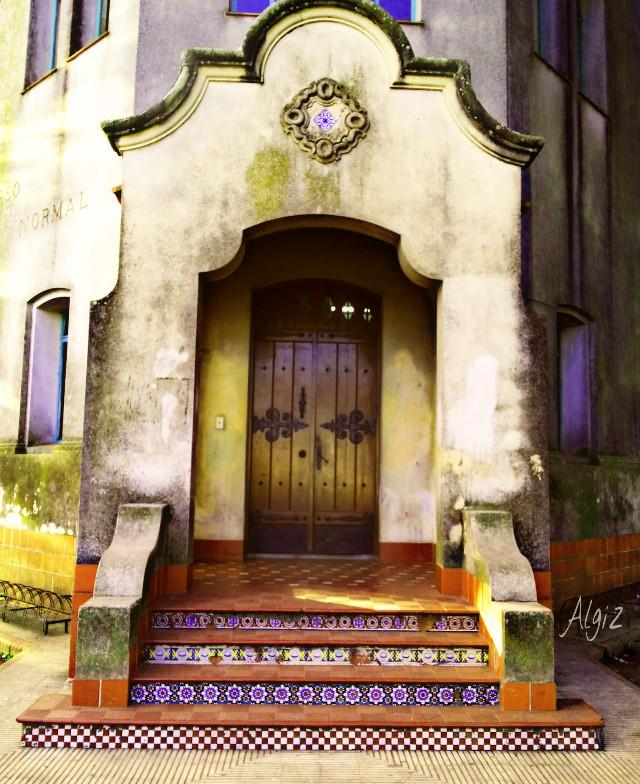 #holga  #colorful #palacio #castillo #medieval #vintage #retro #oldphoto