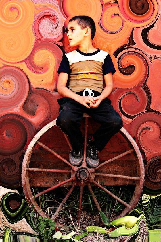 #freetoedit #photography #portrait  #boy