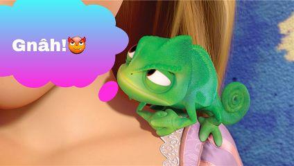 pascal raiponce princesse princess camlon - Raiponce Pascal