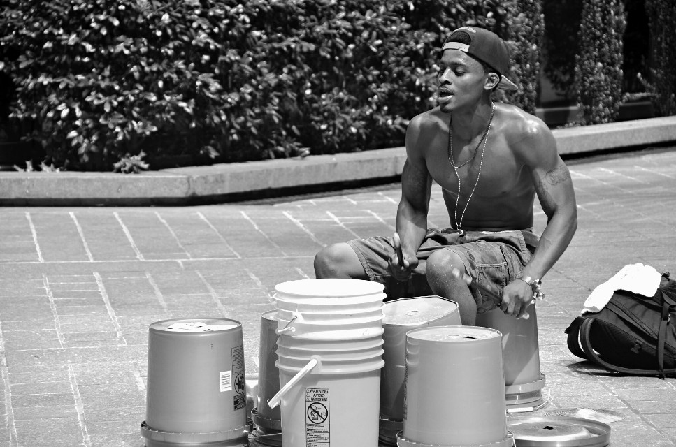 Rhythm In My Bones   #rhythm #bones #bucket #player #drumming #Charlotte #NC