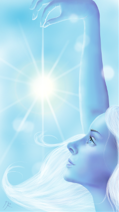 drawing digitaldrawing fantasy sun day