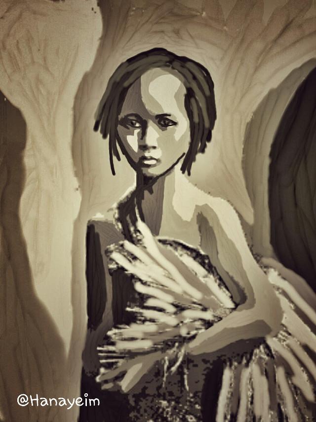 #JavanesChild #Artistic #painting