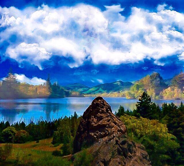 #saturated #panorama
