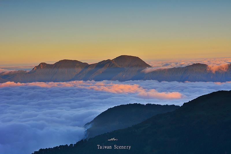 Hehuan Mountain Trails.  #Taiwan #photography