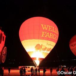 hotairballoons reno race nevada glow