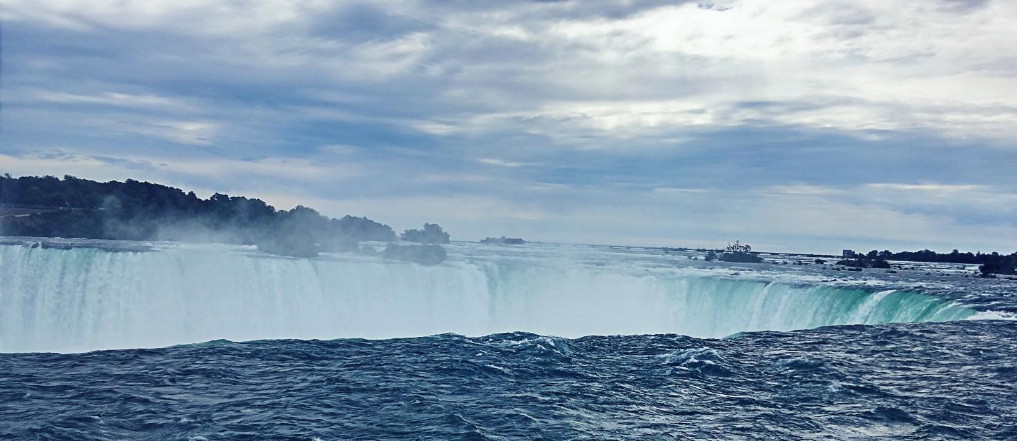 #freetoedit  #niagarafall #canada #sky #blue