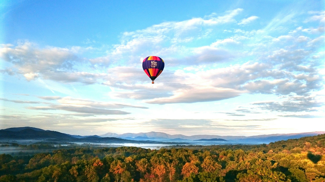 #HotAirBalloon  #colorful  #Travel #nature #wpplandscape