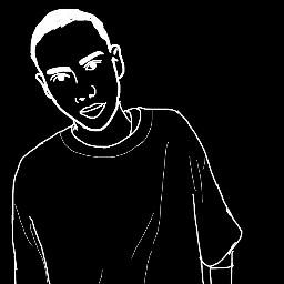 art drawing outlines blackandwhite yearsandyears