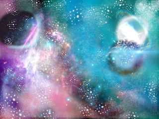 dcouterspace space drawing galaxy art